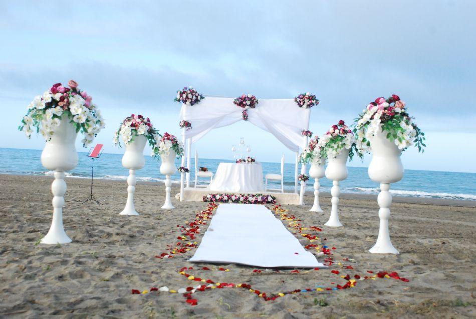 Evlilik Teklifi Omtel Plaj.