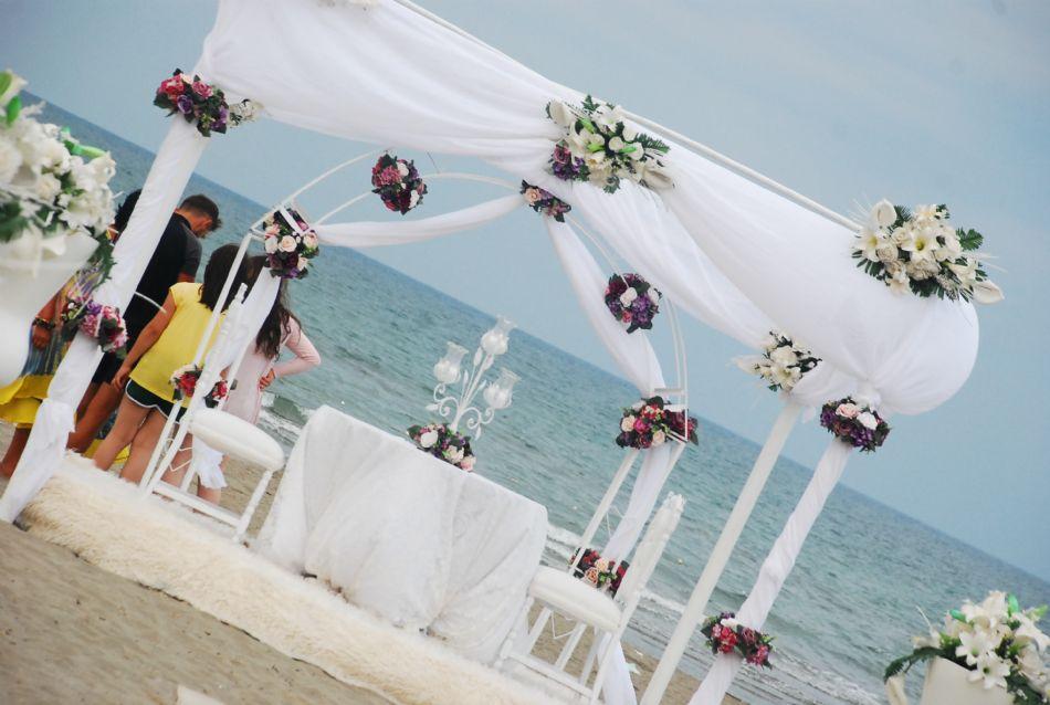 Evlilik Teklifi Omtel Plaj