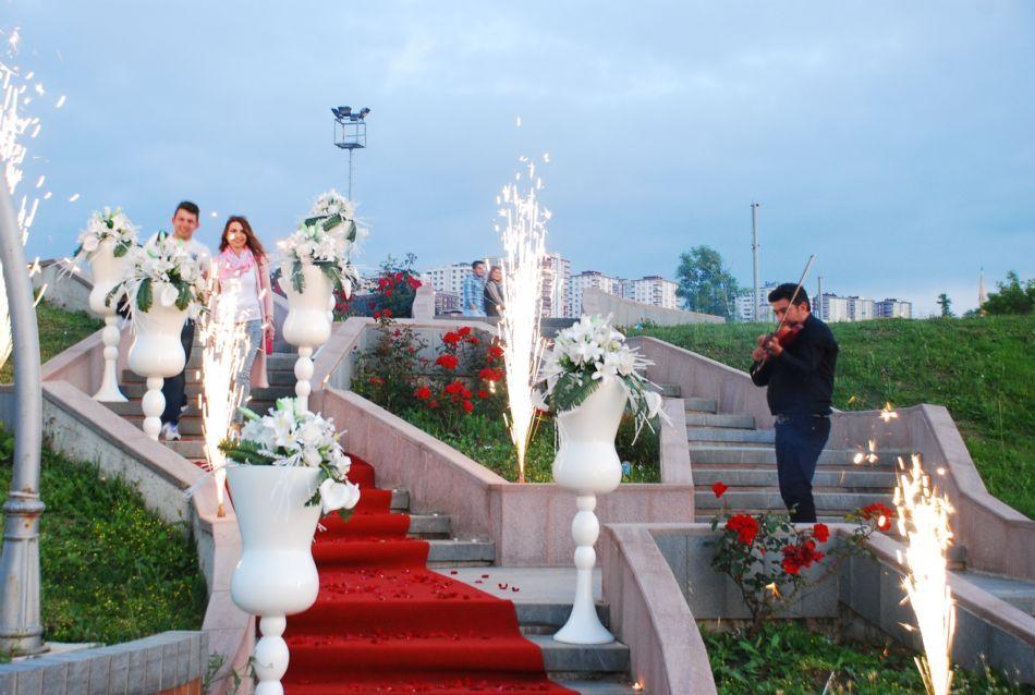 Evlilik Teklifi Batý Park