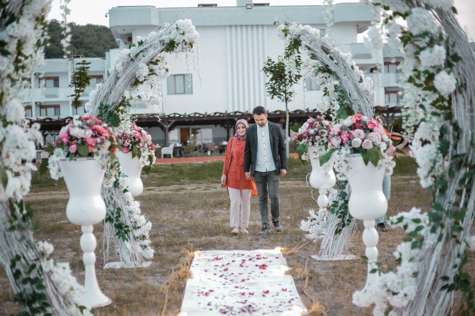 Samsun Kumsal Evlilik Teklifi