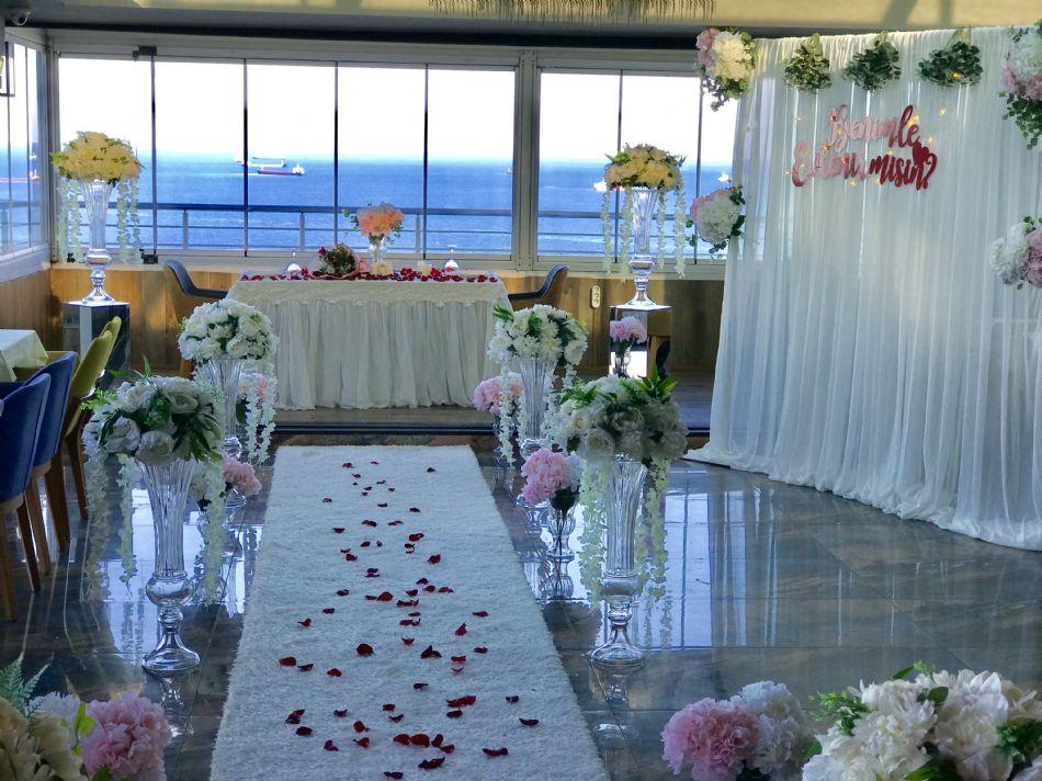 Samsun Evlilik Teklifi Damla Panorama Otel